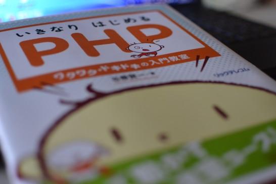 PHP入門書