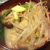 鶏とレモン塩スープの喜多方ラーメン